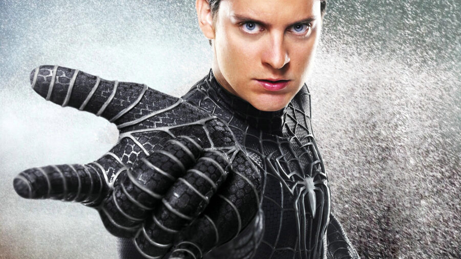 tobey maguire sam raimi spider-man