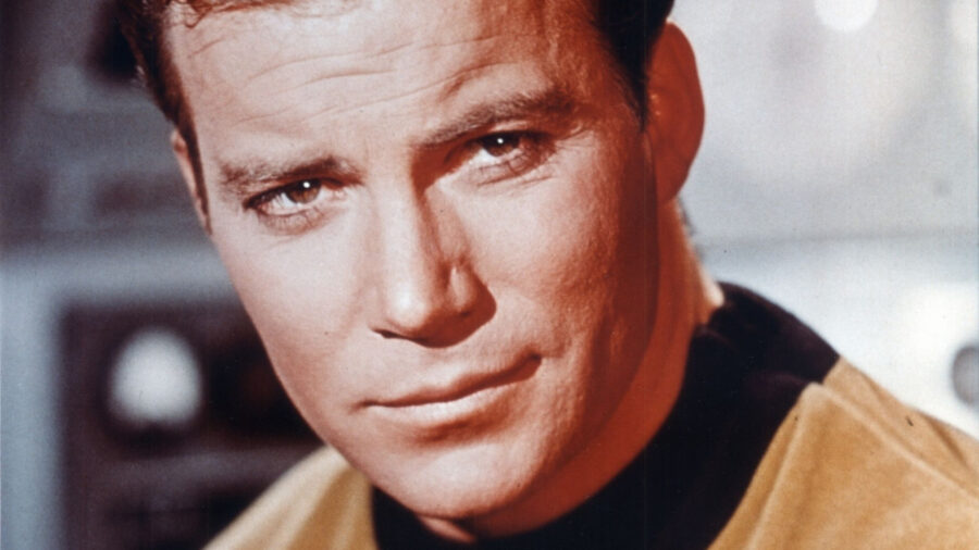 william shatner is officially headed to space