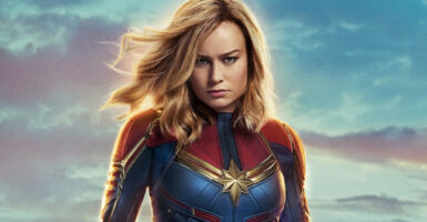 Brie Larson Captain Marvel feature