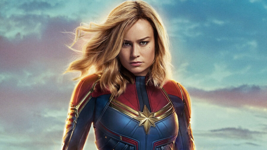 Brie Larson Captain Marvel feature