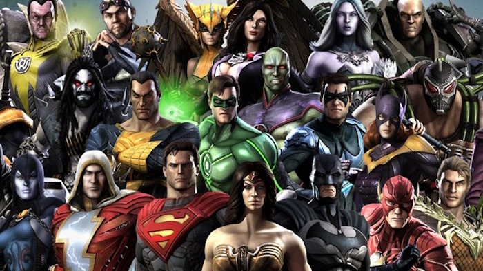 injustice fighting game