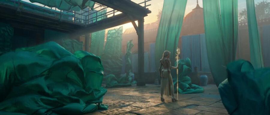 Eternals Trailer