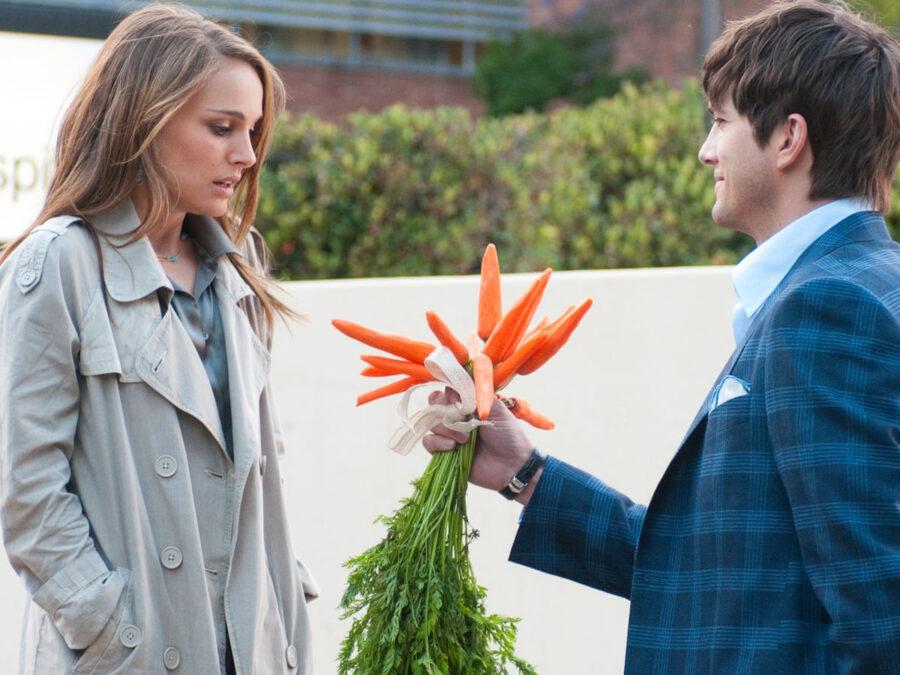 ashton kutcher carrots