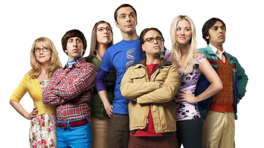 big bang theory sitcoms