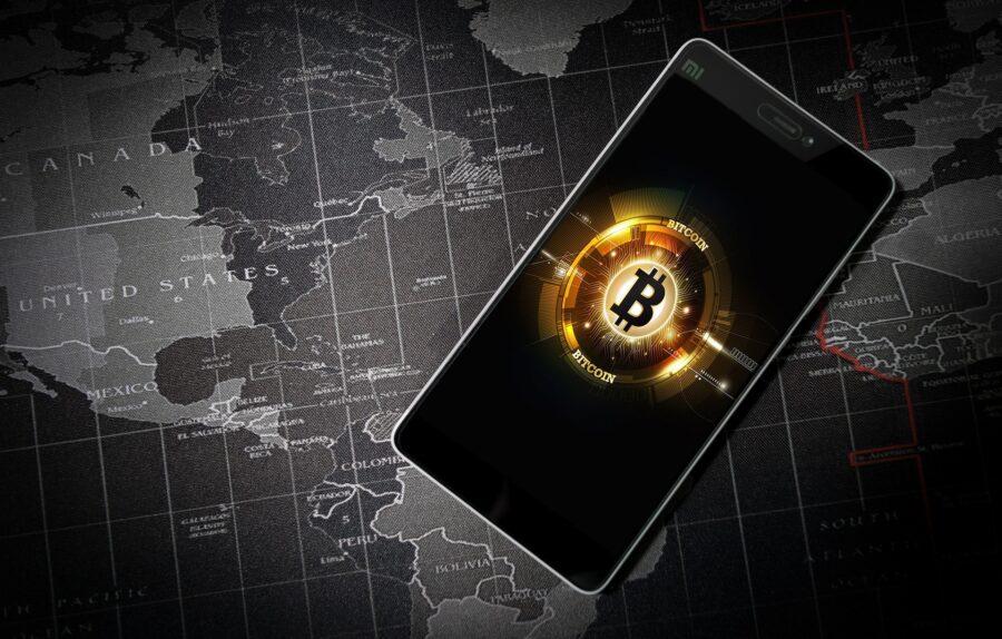 bitcoin phone