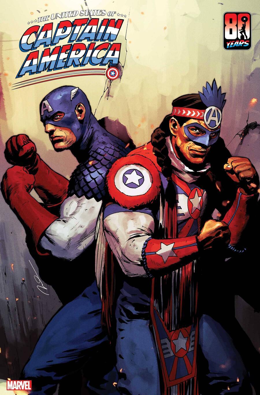 comics united states of captain america