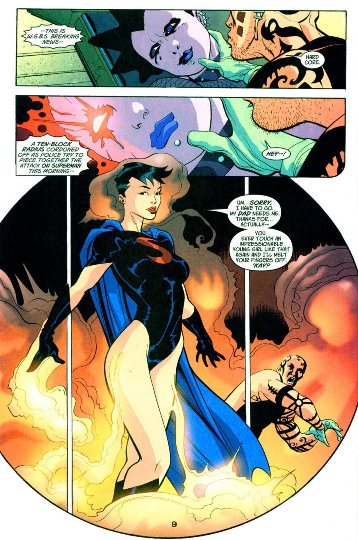 cir-el supergirl the flash