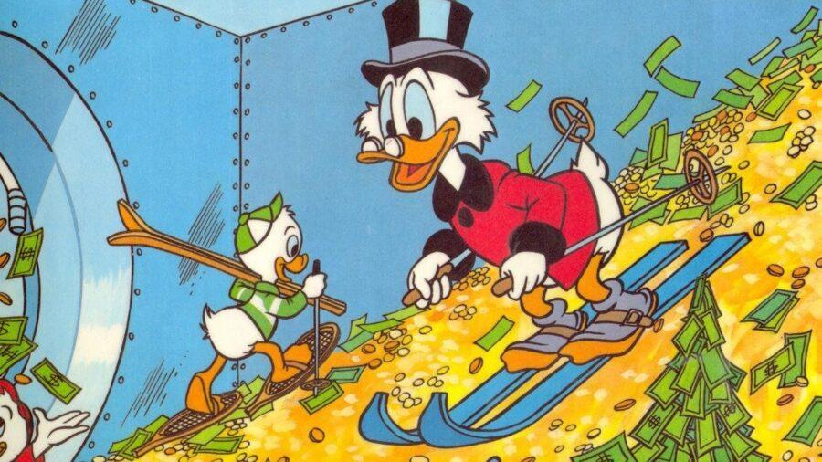 ducktales money