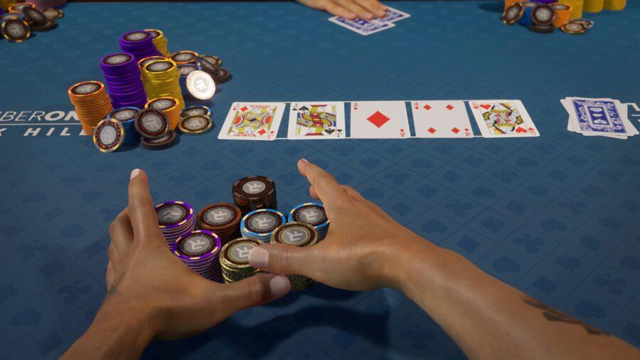 playstation gambling games
