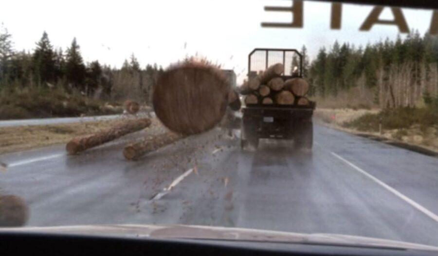 log scene from final destination 2