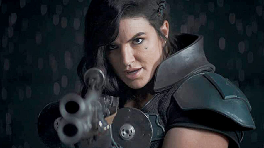 gina carano star wars
