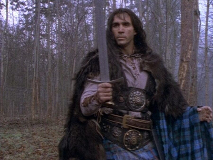 Duncan MacLeod highlander adrian paul