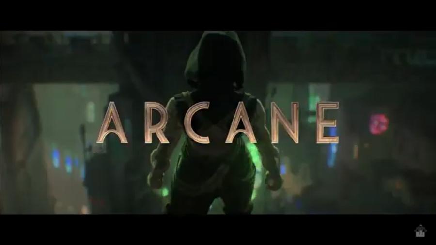 Arcane on Netflix