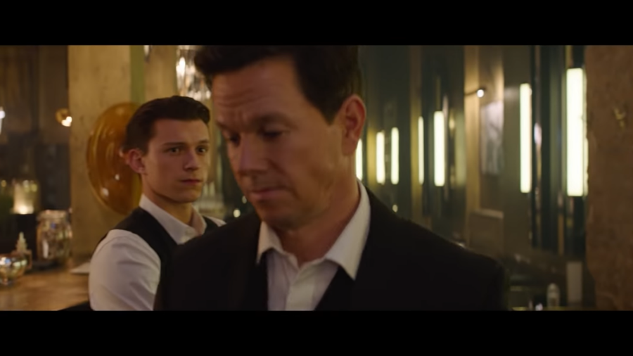 mark wahlberg and tom holland uncharted