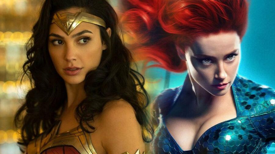 justice league women