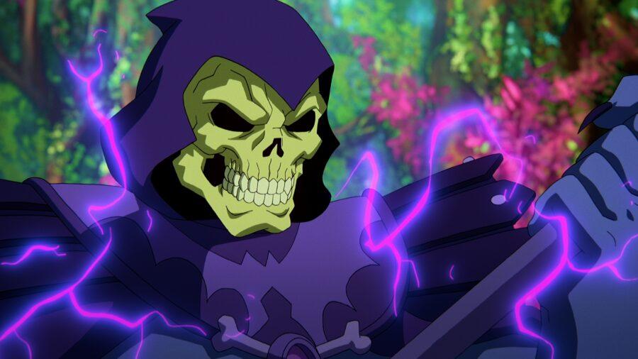 skeletor from he-man