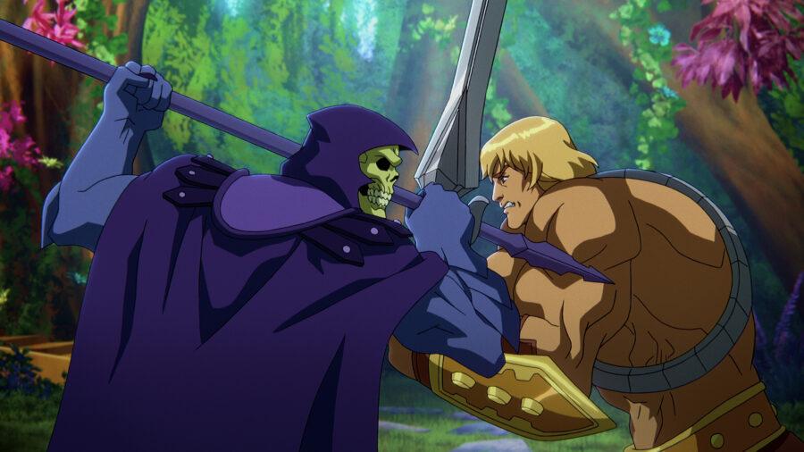 skeletor vs he-man