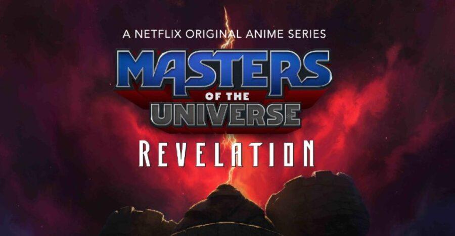 masters of the universe revelation logo netflix