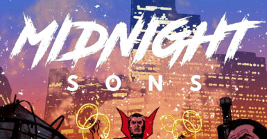 midnight sons marvel