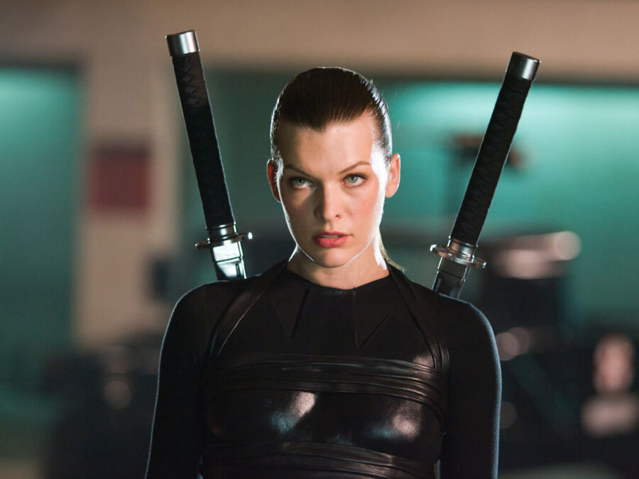 milla jovovich afterlife
