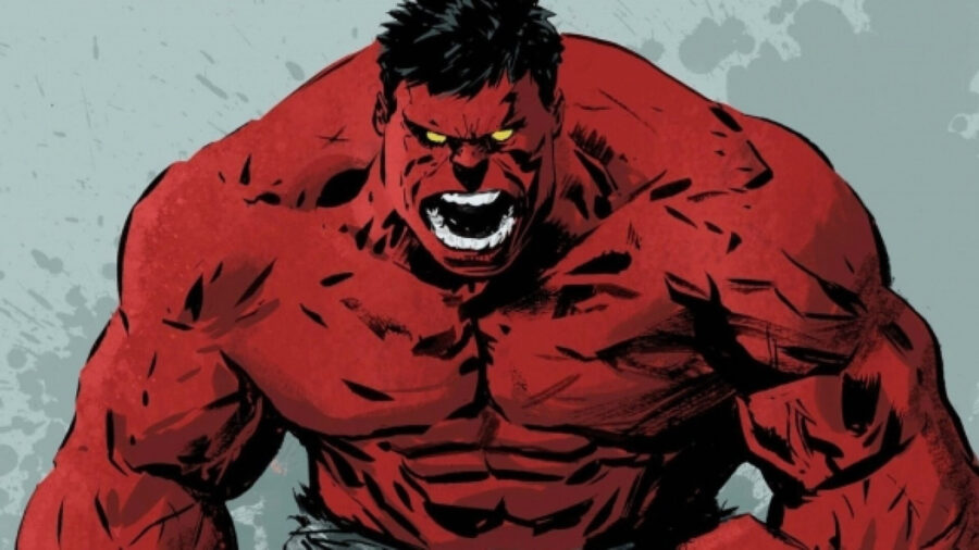 Red Hulk Villain