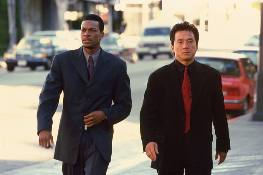 rush hour on hbo max