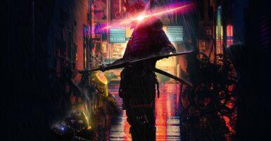 Seven samurai space zack snyder
