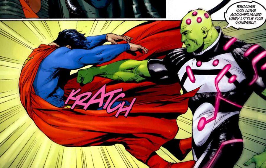 brainiac superman