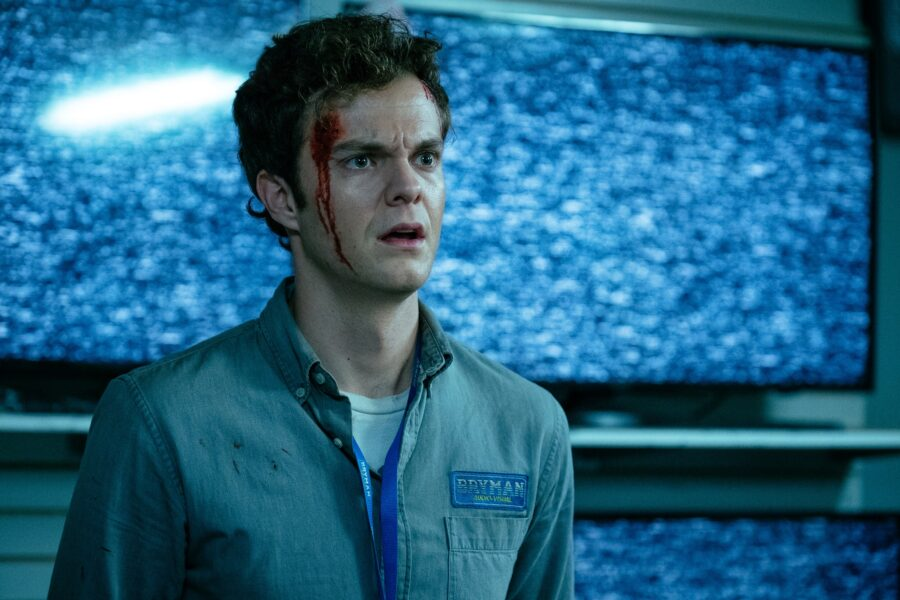 Jack Quaid from The Boys