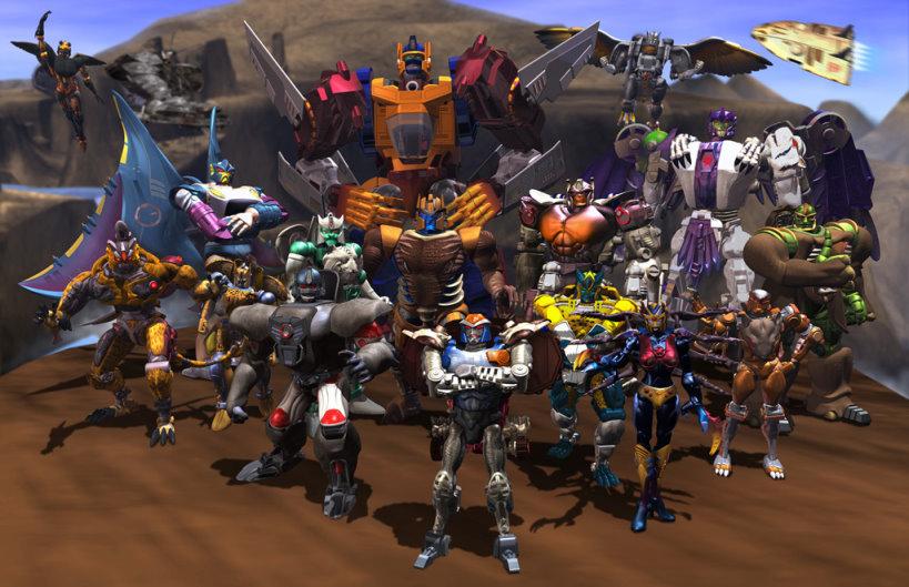 transformers 7 beast wars