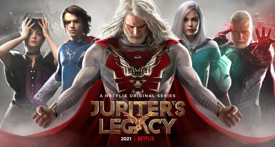 Jupiter Legacy Netflix