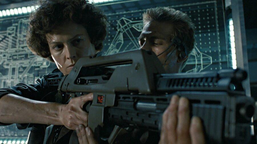 sigourney weaver alien 5
