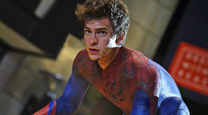andrew garfield spider-man