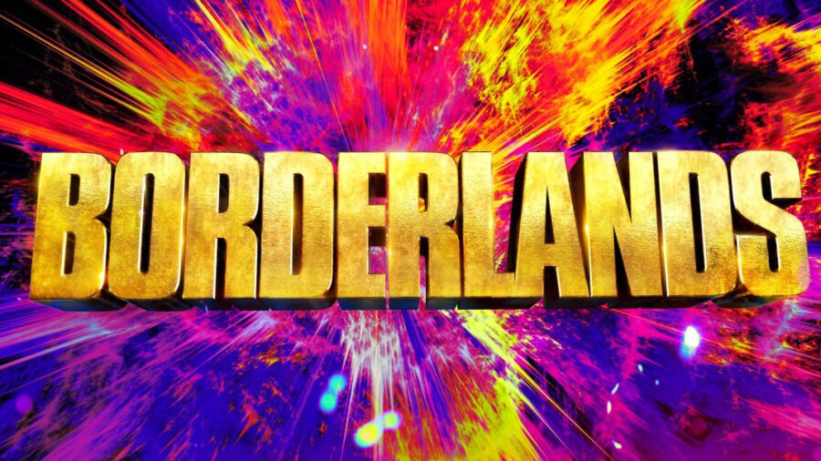 borderlands movie logo