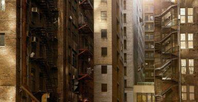 apartment collapse