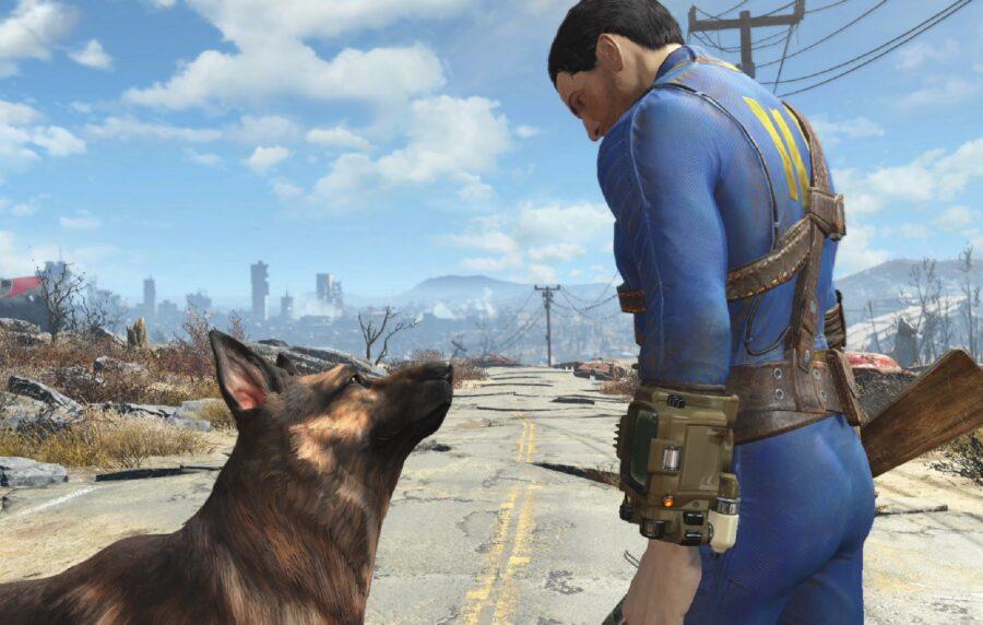 fallout 4 dogmeat