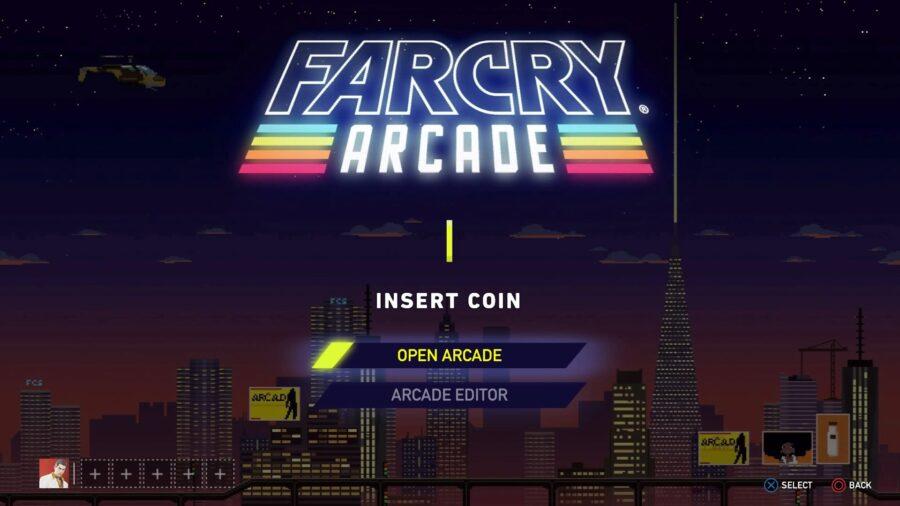 far cry arcade mode