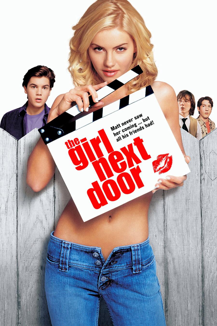 girl next door poster
