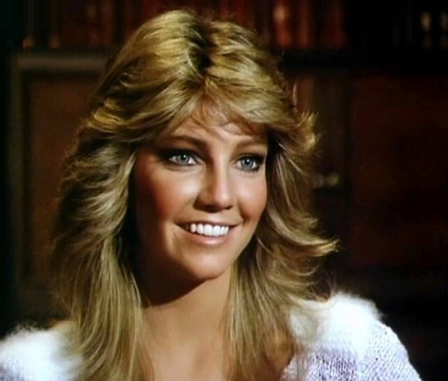 heather locklear young