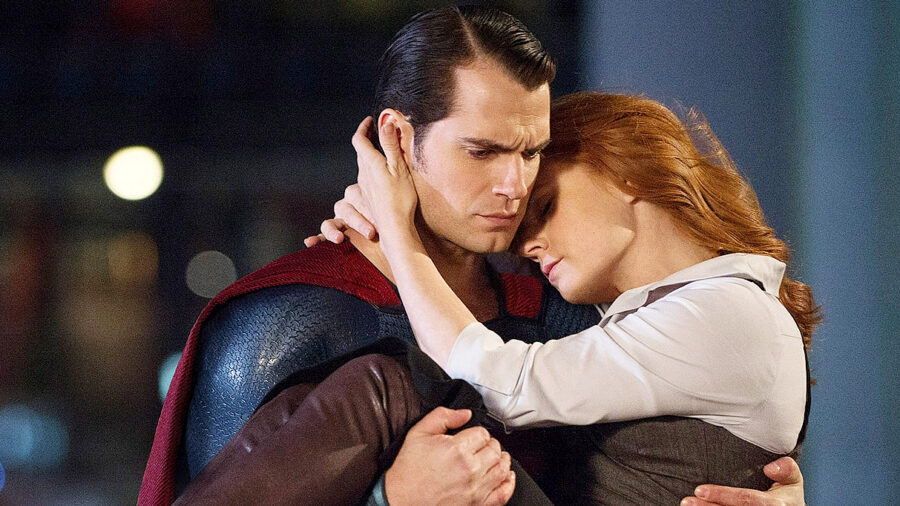 henry cavill superman