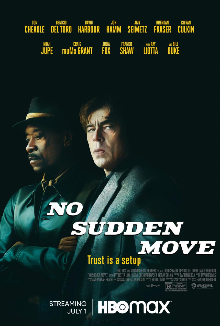 no sudden move poster don cheadle