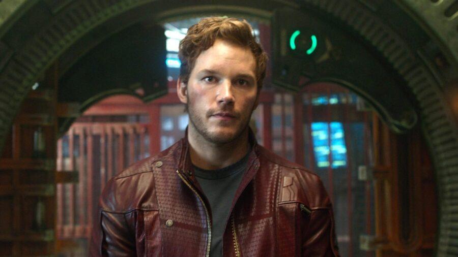 Chris Pratt guardians of the galaxy