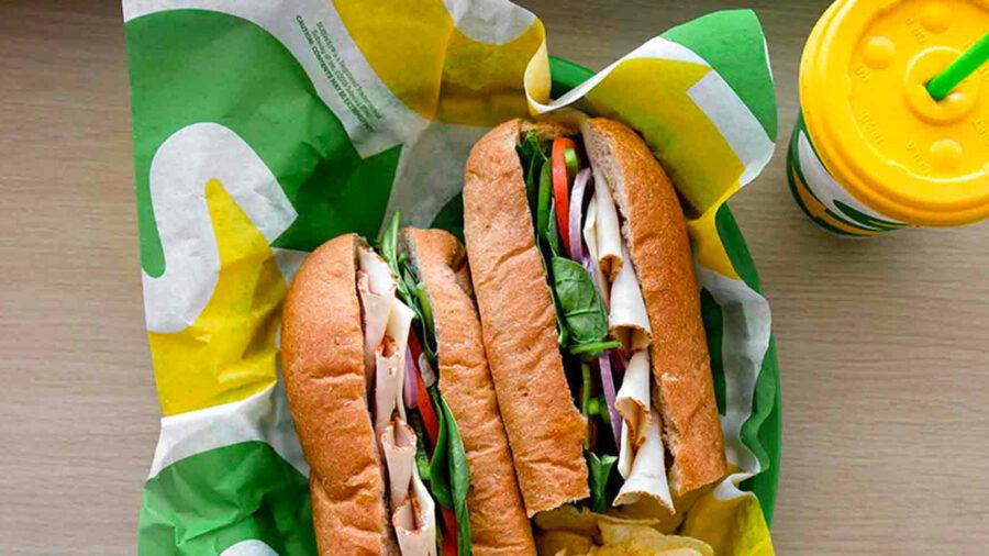 subway meal
