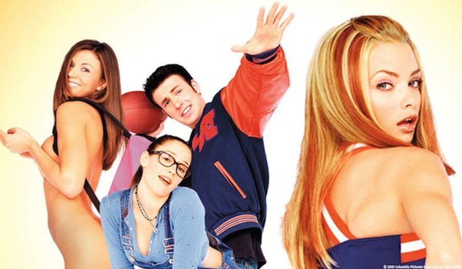 chris evans not another teen movie