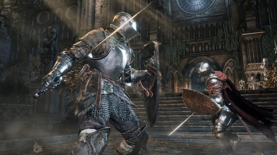 dark souls 3 gameplay