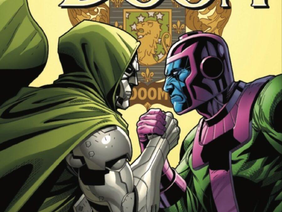 doctor doom kang the conqueror marvel comics