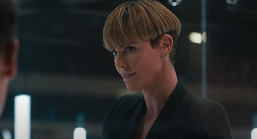 charlize theron f9