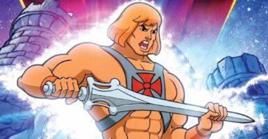he-man, netflix