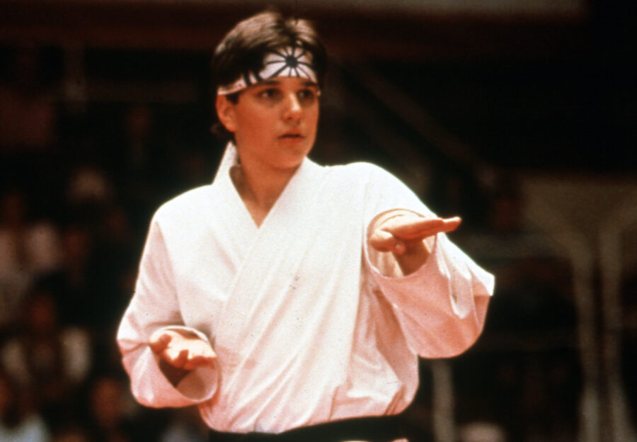 karate kid ralph macchio