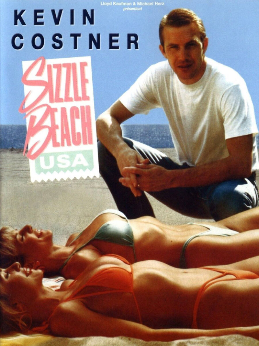 kevin costner sizzle beach usa